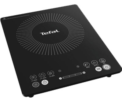 placa induccion portatil tefal every day slilm